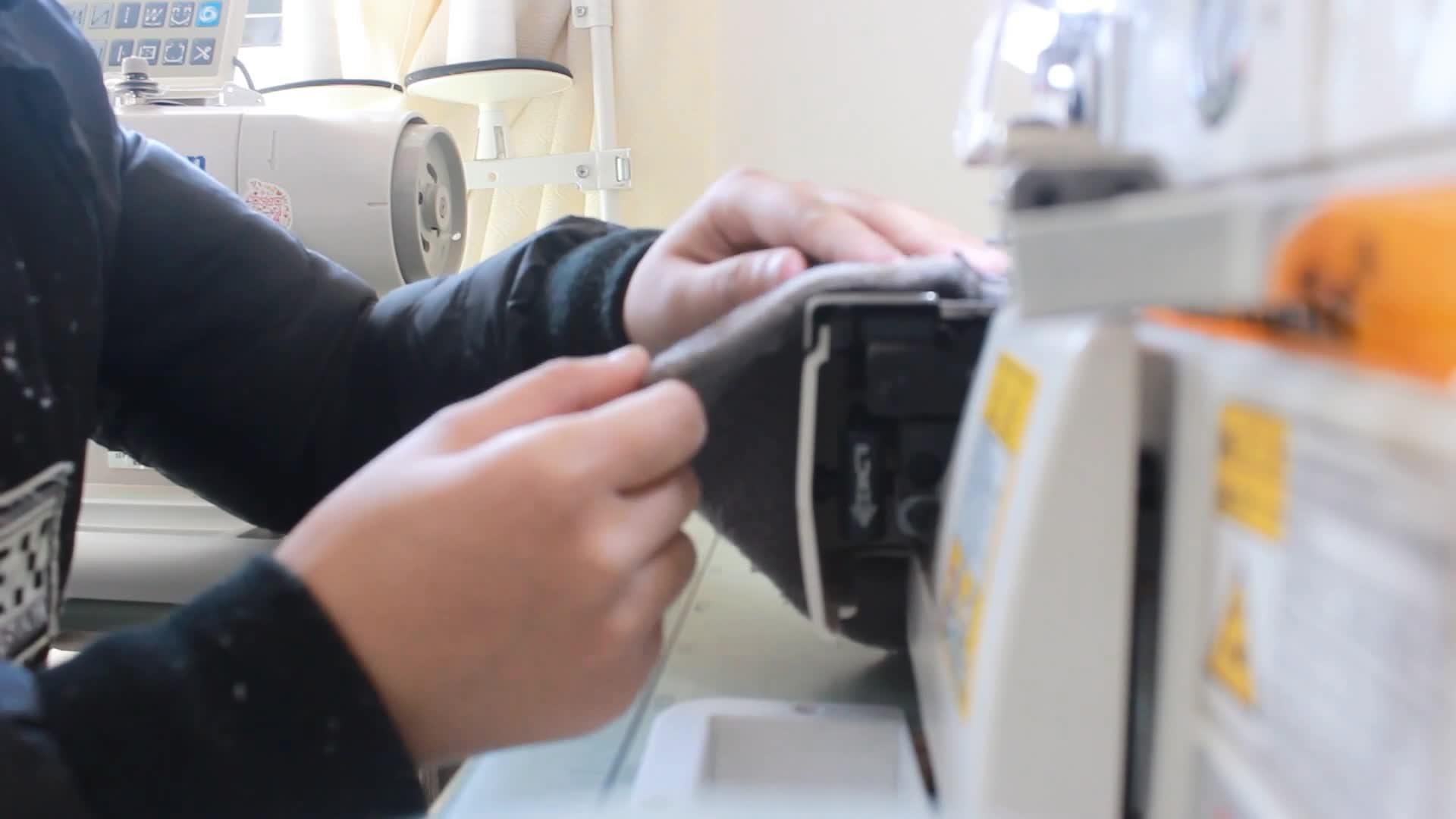 【单车裁缝】浴袍服装制作 缝纫教程 做衣服