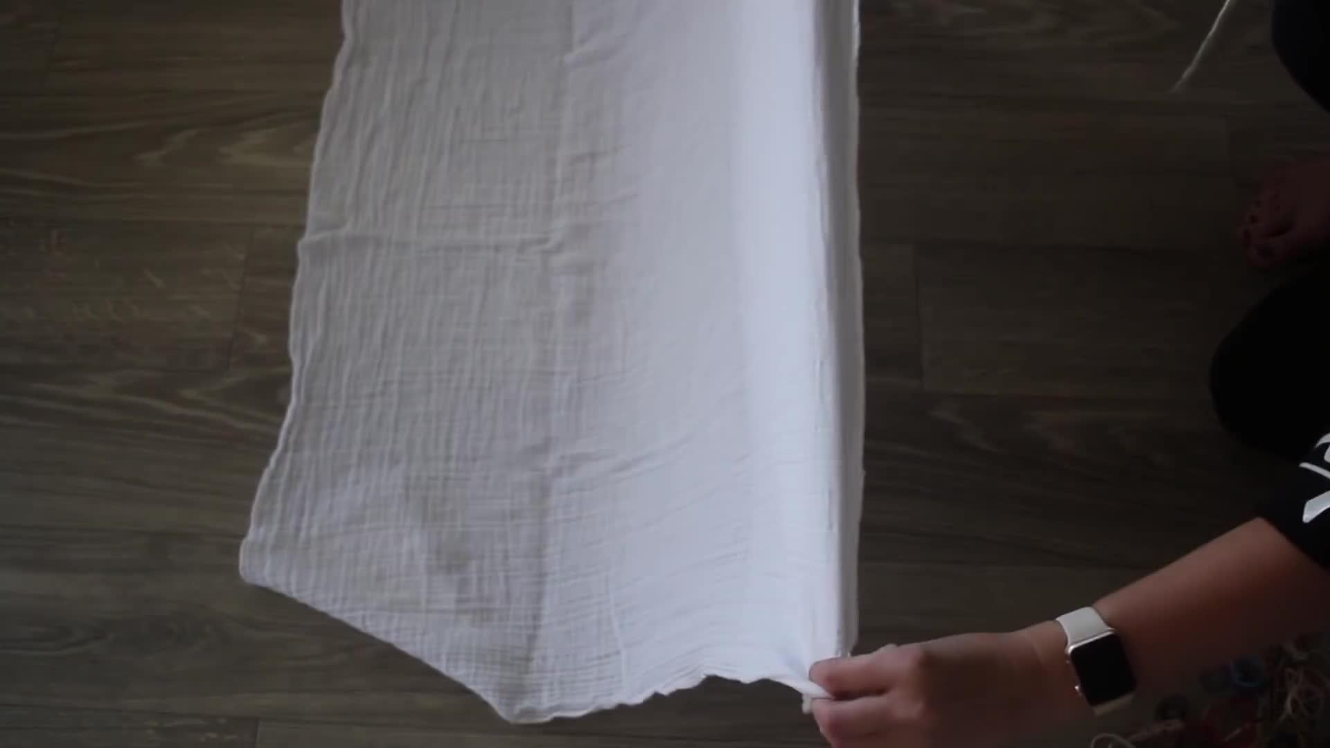 5种常见扎染折叠方法与染色后图案  草木染